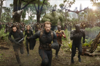 A Special Look at Marvel Studios' 'Avengers: Infinity War'