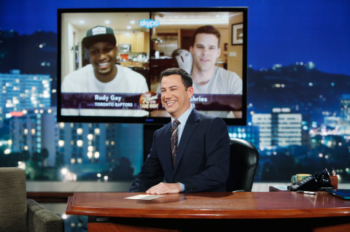 'Jimmy Kimmel Live' is the No. 1 Late-Night Channel on YouTube
