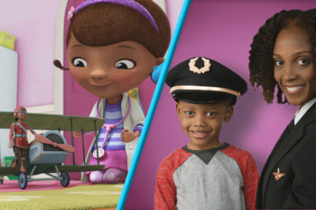 Disney Channels Spotlight Inspiring Stories of African-American Heroes During Black History Month