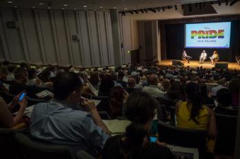 Disney Promotes Workplace Equality at London Workshop