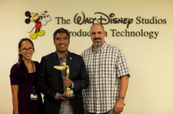Disney, HHI and ARRI Win Lumiere Award for New 3D Camera System
