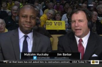 Employee Profile: Basketball Analyst and Bristol Native Malcolm Huckaby's Journey to ESPN