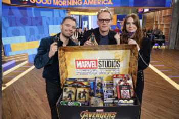 The Marvel Universe Unites to Support Children's Charities