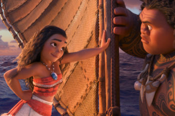 "Brand-New ""Moana"" Trailer Released"