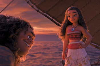 "Walt Disney Animation Studios' ""Moana"" to be First Film Ever Translated into the Tahitian Language"