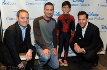 Disney Supercharges 2014 American International Toy Fair with Award Wins and Action-Packed Product Lines