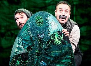 'Peter and the Starcatcher' Stays Green on Stage