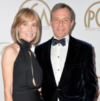 The Producers Guild of America Recognizes Disney Chairman and CEO Bob Iger with Milestone Award