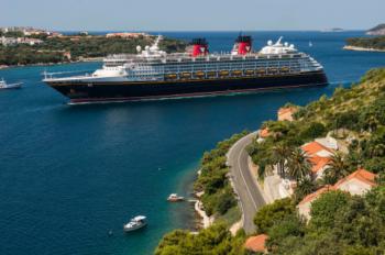 Disney Cruise Line Explores New Ports in the Mediterranean