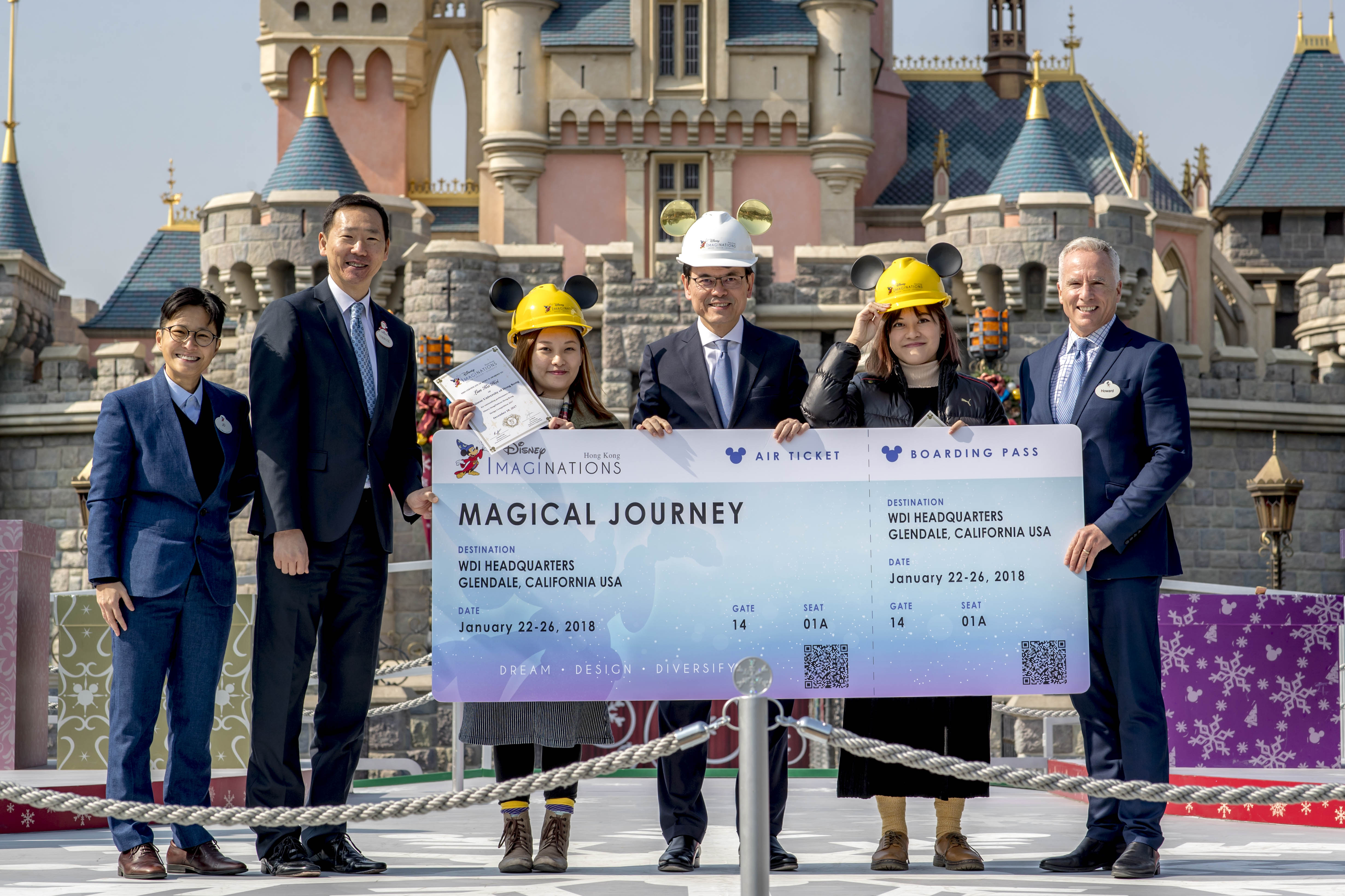 Disney Inspires Next Generation Of Imagineers Through Imaginations
