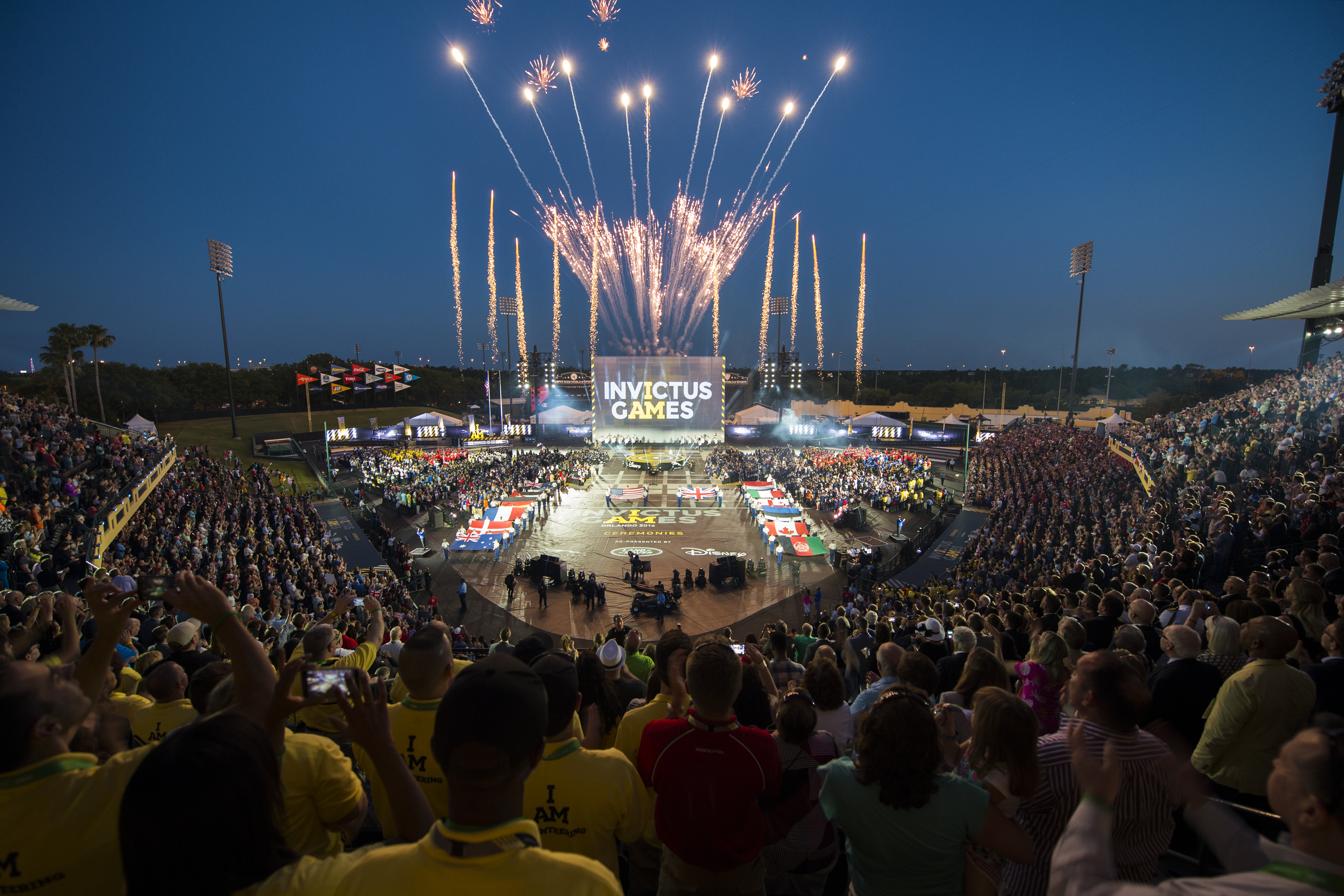 ESPN Provides Exclusive Coverage of 2016 Invictus Games