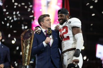 2018 College Football Playoff National Championship is Second Most-Watched Cable Presentation Ever