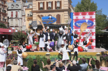 'Ratatouille' Debuts at Disneyland Paris