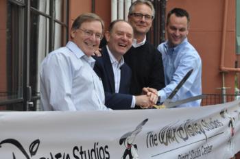 Digital Studio Center Debuts at The Walt Disney Studios
