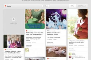 New and Improved Disney Family Articles Now on Pinterest