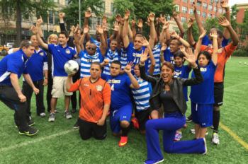 """Robin Roberts' Special Olympics Preview: """"A Labor of Love"""""""