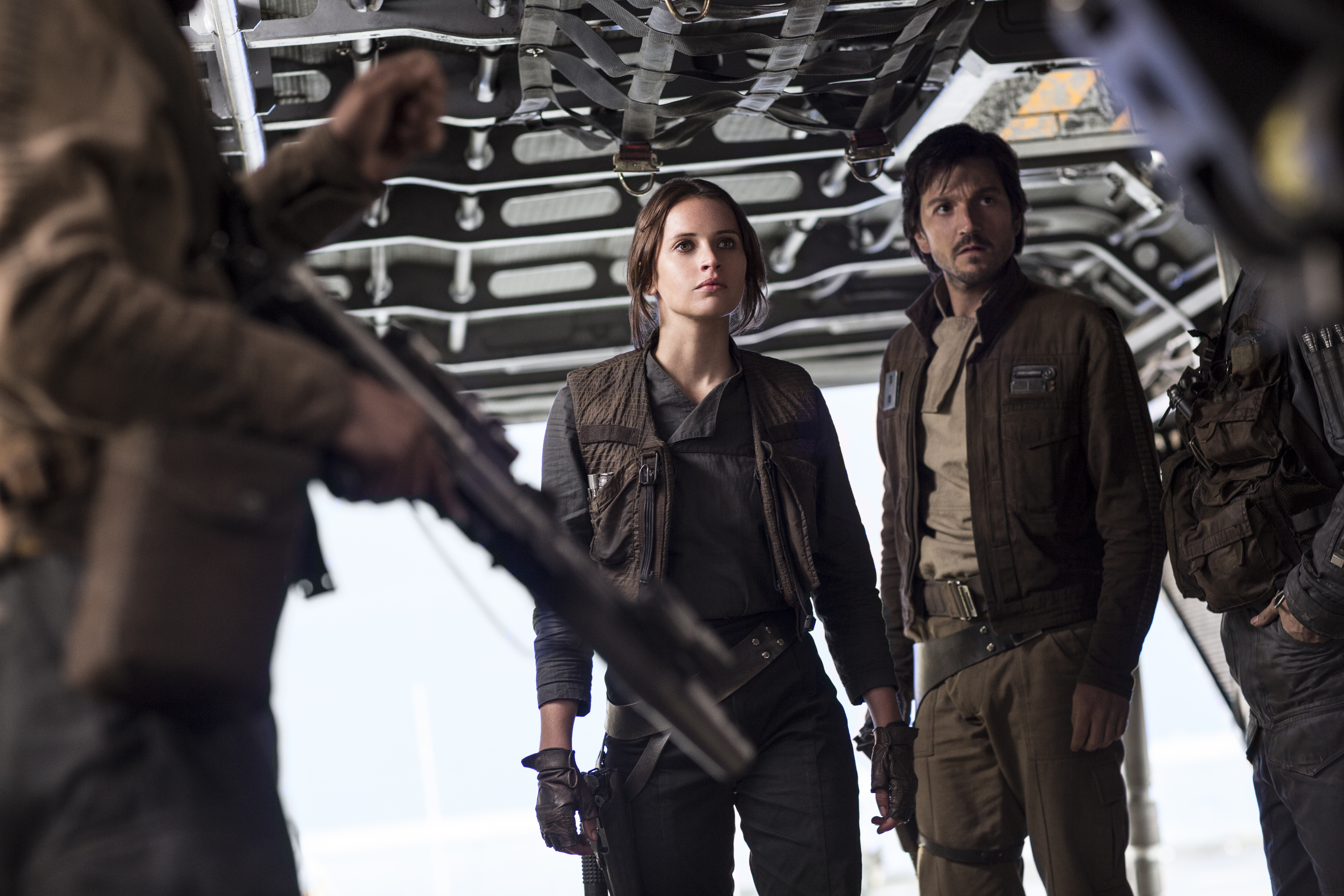 """New """"Rogue One: A Star Wars Story"""" Trailer Released"""