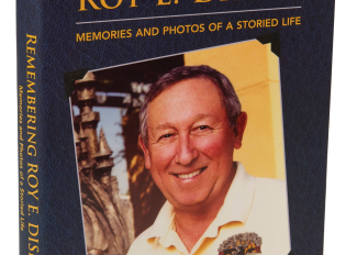 Roy E. Disney Celebrated in a Brand-New Disney Editions Book