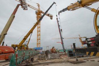 Shanghai Disney Resort Marks Official Start of Vertical Construction