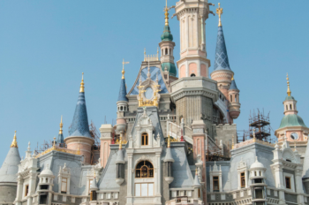 Opening Date Set for Shanghai Disney Resort, Disney's Newest World-Class Destination