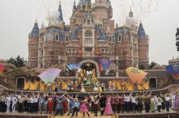 "Watch ""The Making of Shanghai Disneyland"""