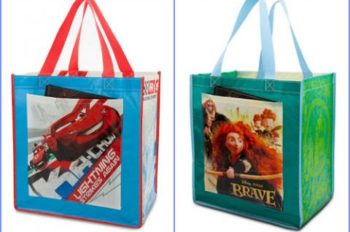 Disney Store Goes Green for Earth Day with Free Reusable Totes