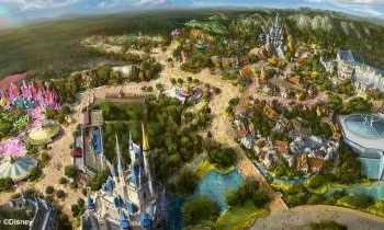 Multi-Year Expansion Announced for Tokyo Disney Resort