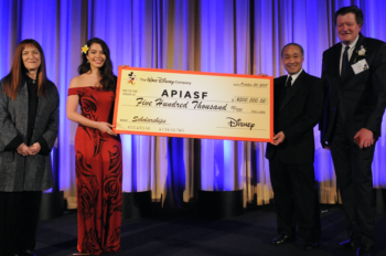 Disney Supports Young Leaders with Half-a-Million Dollar Commitment to the Asian & Pacific Islander American Scholarship Fund
