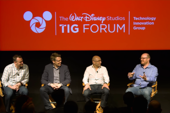 Disney CTOs Talk Virtual Reality
