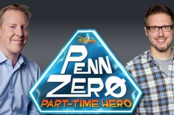 "Disney Television Animation's ""Penn Zero: Part-Time Hero"" – A Match Made in Storytelling"