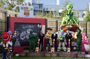 Shanghai Disneyland to Expand with New Toy Story Land