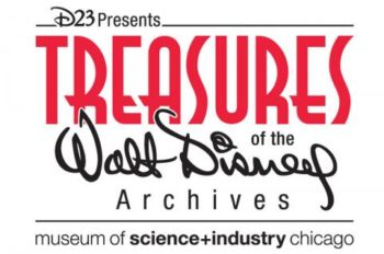 'D23 Presents: Treasures of the Walt Disney Archives' Extended Through August 3, 2014