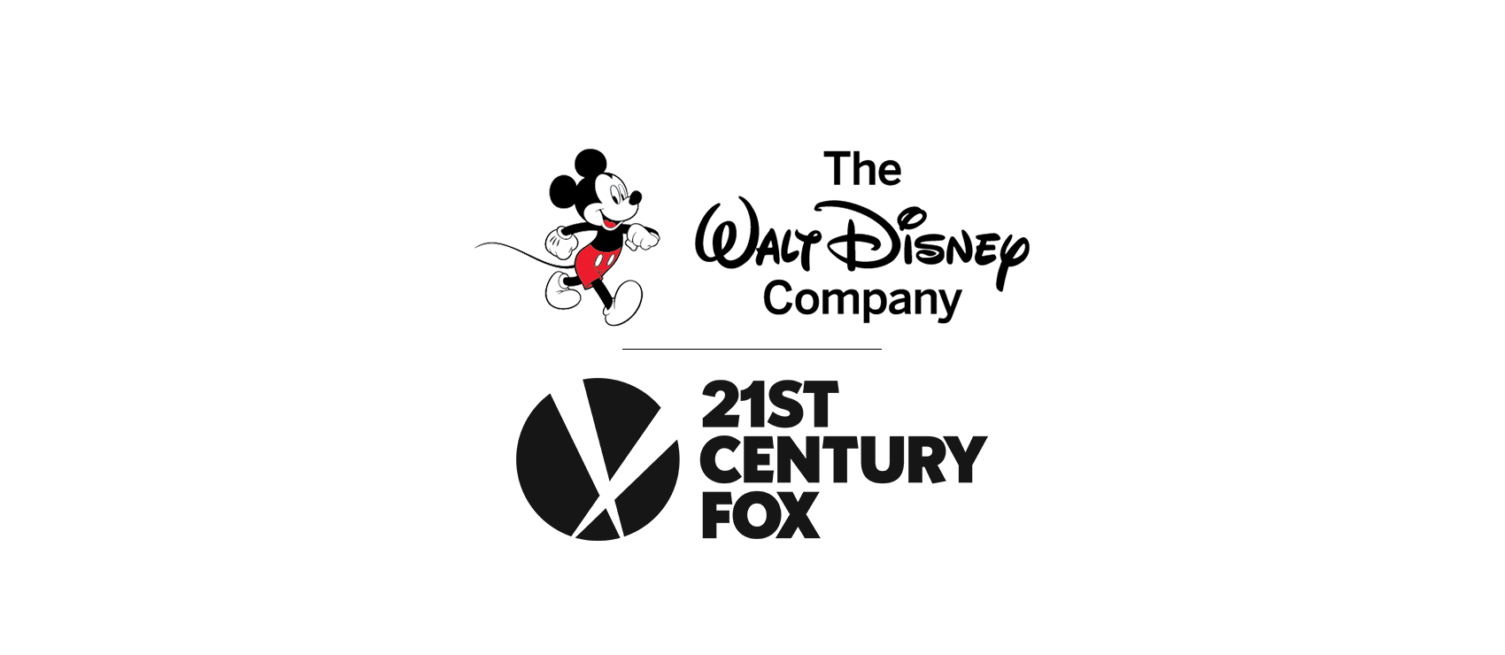 The Walt Disney Company To Acquire Twenty First Century Fox Inc After Spinoff Of Certain Businesses For 52 4 Billion In Stock The Walt Disney Company