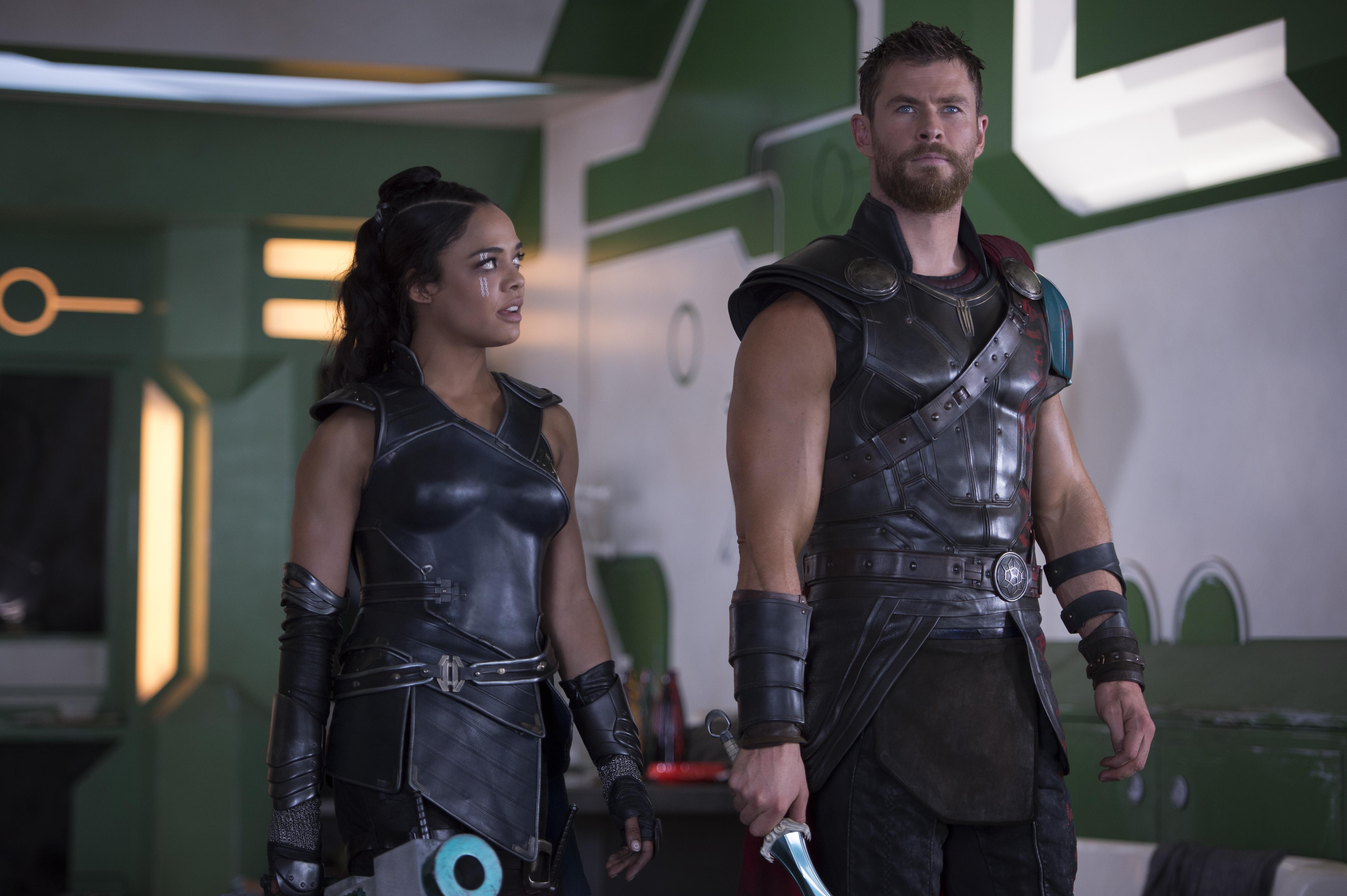 Marvel Studios' 'Thor: Ragnarok'—New Teaser Released