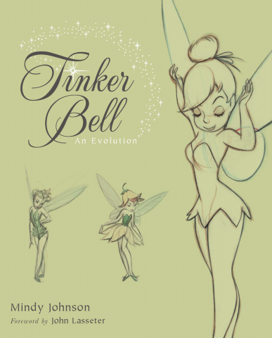 TinkerBellAnEvolutionCover