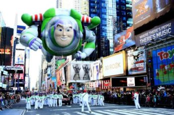 Macy's Thanksgiving Day Parade: A Disney Tradition