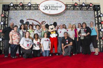 Employees, Nonprofits Gather on Walt Disney Studios Lot for Disney VoluntEARS Celebration