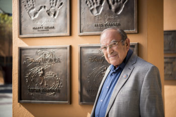 Legendary Disney Imagineer Marty Sklar Dies at 83
