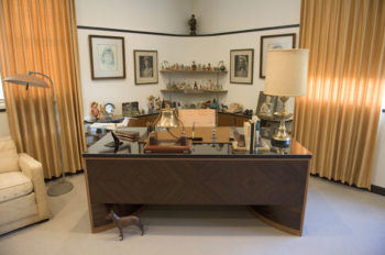 Walt Disney Archives Restores Walt Disney's Office Suite As Permanent Exhibit Space