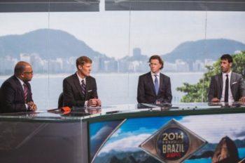 ESPN's FIFA World Cup Coverage, Pixar Announces 'Lava' Short Film, 'Inside Out' Title Treatment Revealed, 'Descendants' First Look