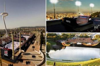 ESPN X Games Global Expansion: Brazil, Spain and Germany
