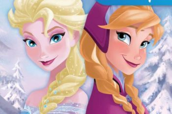 Disney Publishing Worldwide Brings the Magic of 'Frozen' to Mobile Devices