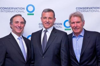 The Walt Disney Company Recognized for Nature Conservation Leadership