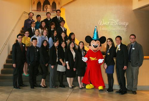 Winners Announced In Walt Disney Imagineering Design Contest The