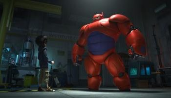 Technology's Role in Disney Animation's 'Big Hero 6'