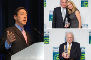 ESPN Leader, ABC Broadcasters Inducted into the Sports Broadcasting Hall Of Fame