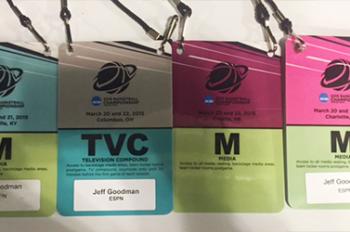 "Inside Jeff Goodman's NCAA Tournament ""Marathon Man"" experience"