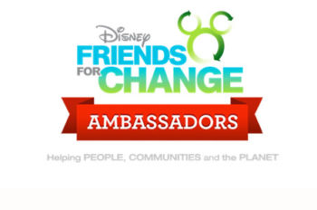 First Look: Disney Friends for Change Ambassadors Spread Anti-bullying Message