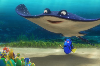 """Finding Dory"" Keeps Swimming to $1 Billion"