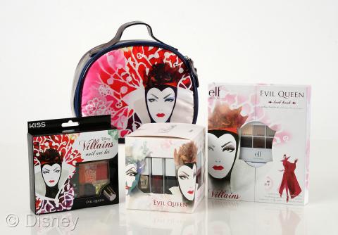 Disney Villains Beauty Collection at Walgreens, 'Captain ...